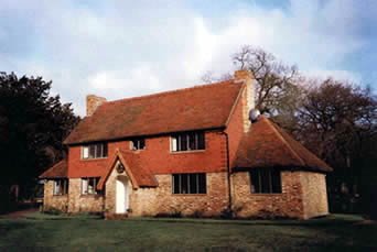 New private house, Chobham, Surrey